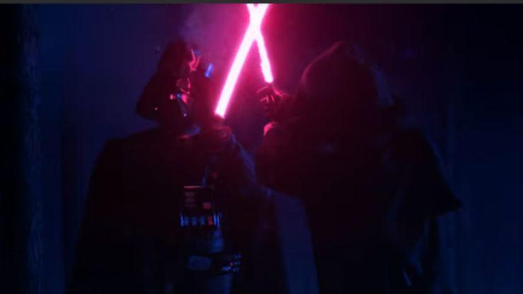 Watch  Kylo Ren vs Darth Vader In Star Wars Fan Film Force Of Darkness