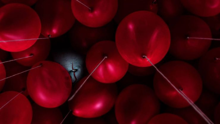 99 Red Balloons All Still Floats In IT: Chapter 2 IMAX Poster