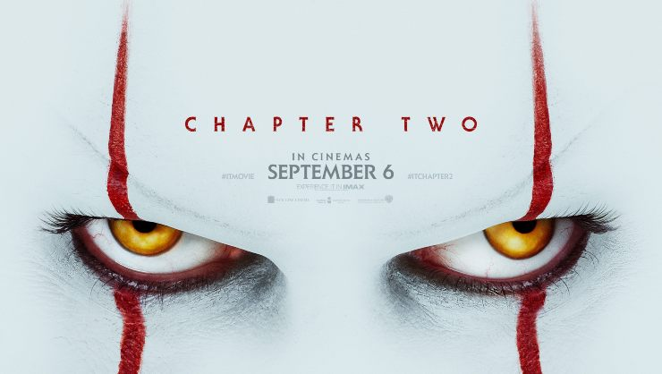 Win IT: Chapter Two Merchandise