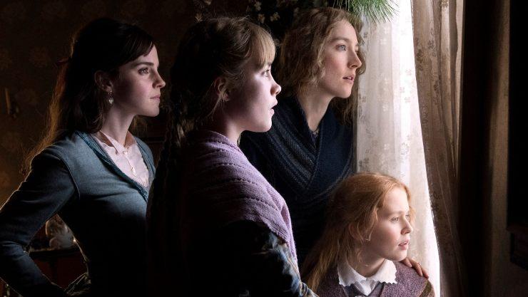 Greta Gerwig's Little Women Gets It's First Trailer