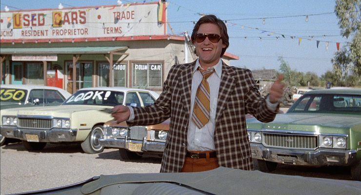 Win Robert Zemeckis' Used Cars On Blu-Ray