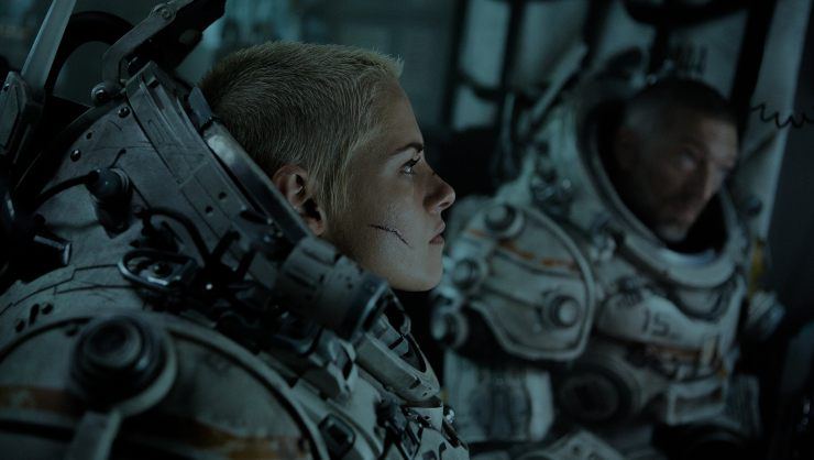 Kristen Stewart Dives Into Danger In Underwater First Trailer