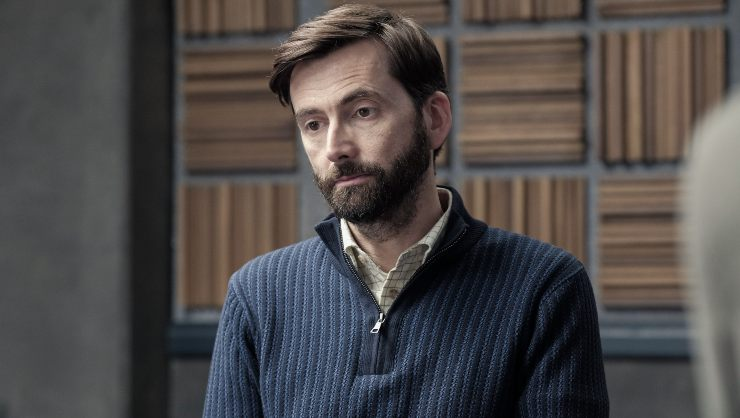 David Tennant Interrogated In Netflix Criminal UK Trailer