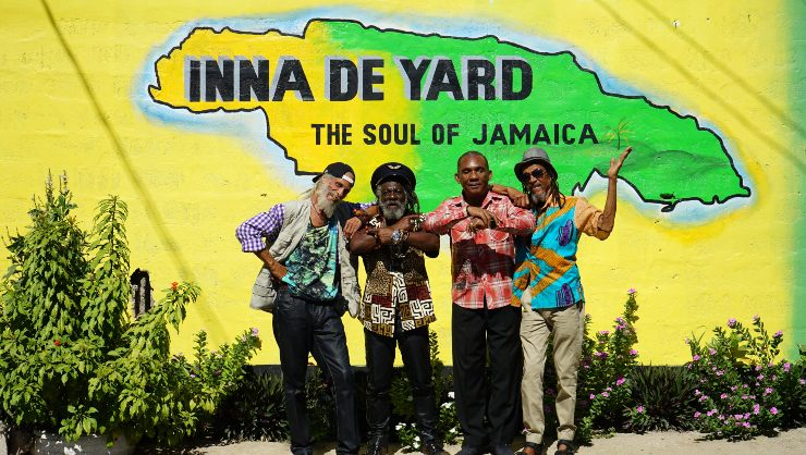 Win Inna De Yard DVD Plus Signed CD And Poster