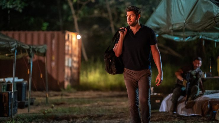 Amazon Unveil Jack Ryan Season Two Trailer And Release Date!