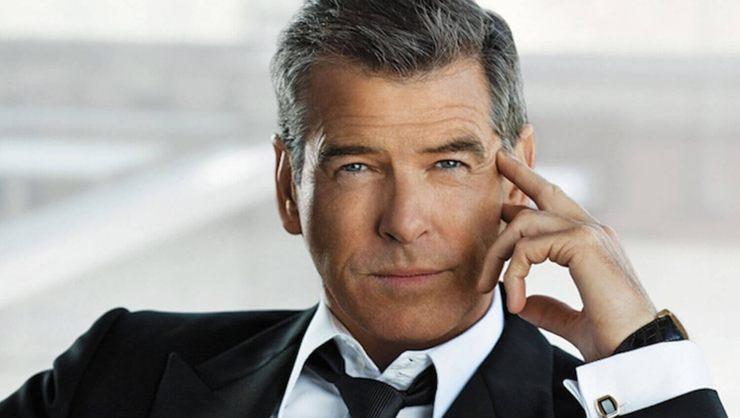 Pierce Bronsan Calls For Female Bond