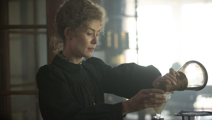 Rosamund Pike Is A 'Pioneer' In Radioactive First Trailer