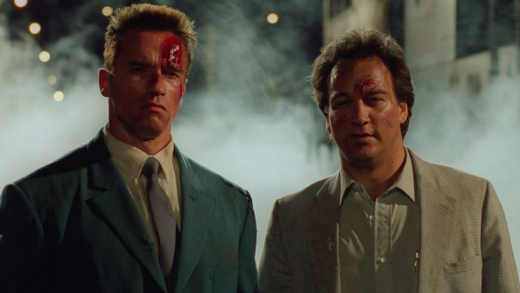Win The Ultimate Action Duo With RED HEAT And UNIVERSAL SOLDIER On Ultra HD Blu-Ray
