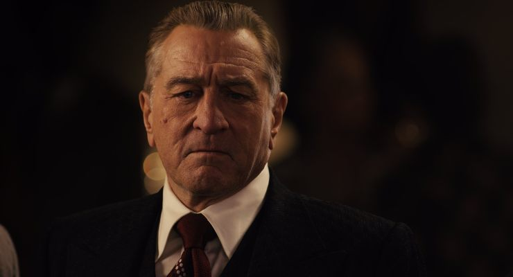 The Irishman Gets Gangster Epic In New Second Trailer