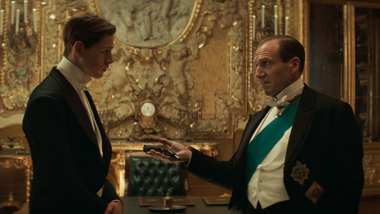 The King's Man Trailer 2 Teases Downton Abbey With Spies