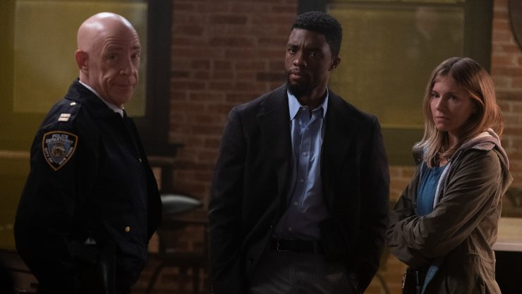 Chadwick Boseman Pushed The Edge In 21 Bridges Final Trailer