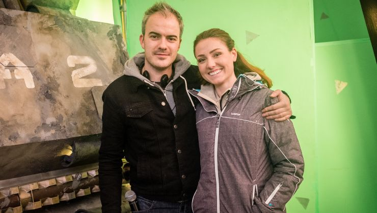 Film Interview – Carl Strathie & Charlette Kilby (Dark Encounter)