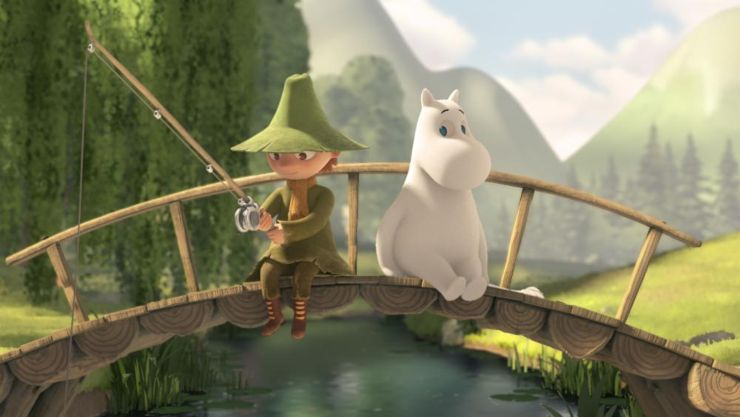 Moominvalley: The Complete First Series Coming Home In November