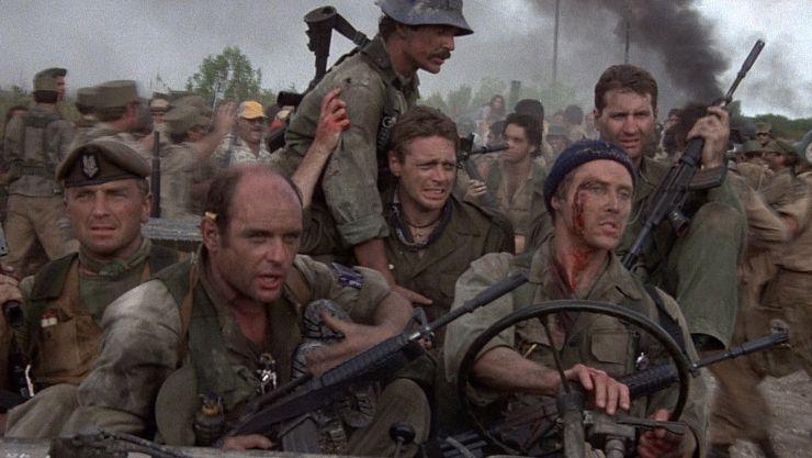 Win The Dogs Of War (Eureka Classics) On Blu-Ray