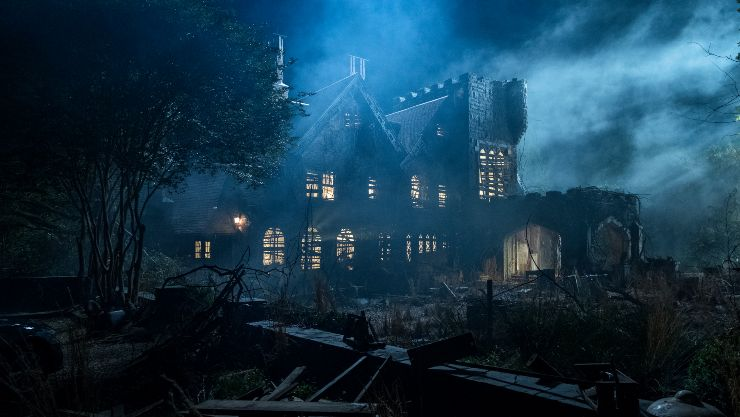 Too scared to watch The Haunting of Hill House?