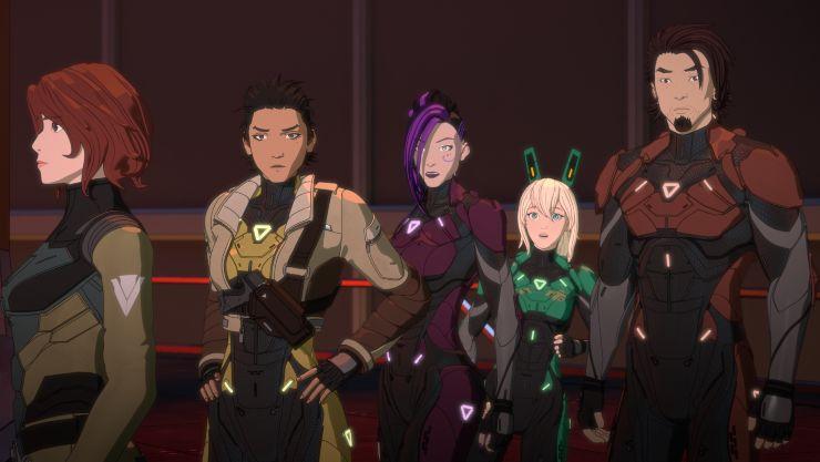 Win gen:Lock The Complete First Season Animation
