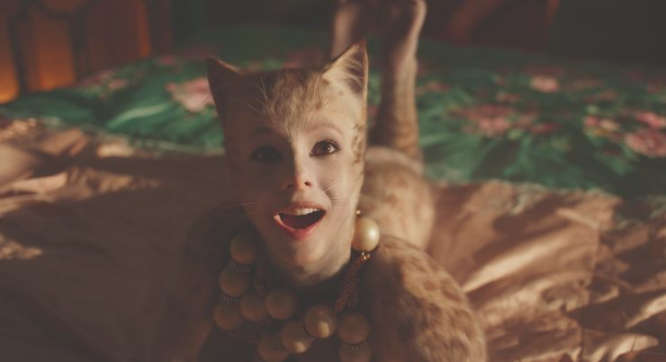 New Cats Second Trailer Make You Dance Or Cringe?