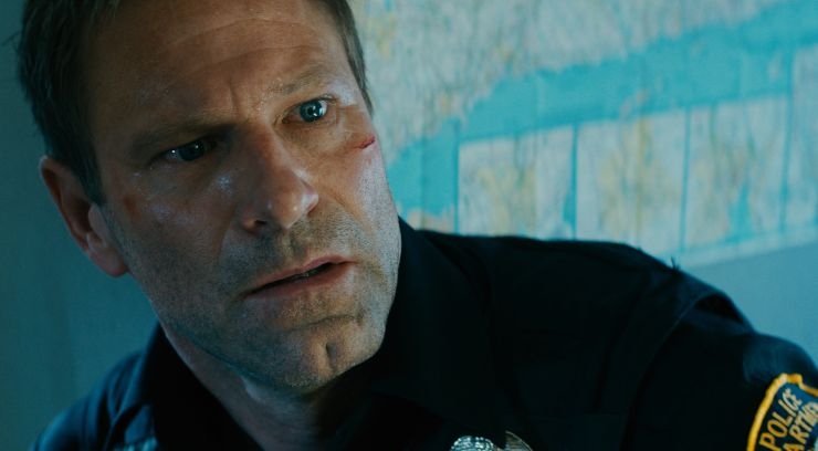 Aaron Eckhart Goes 'Rogue' In Line Of Duty UK Trailer