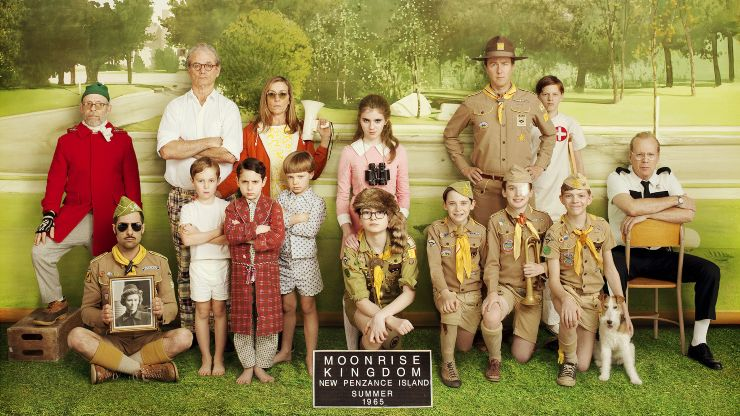 Film Review – Moonrise Kingdom (2012, Criterion Collection)