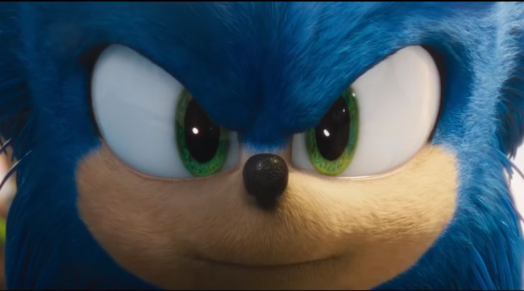 Sonic The Hedgehog New Trailer  Sonic Looks like…Sonic!