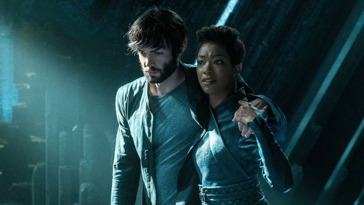 Win A DVD Copy Of Star Trek: Discovery: Season Two Out Now On BLU-RAY™ And DVD