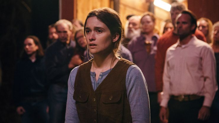 Olivia Colman  Is A 'Sinner' In Them That Follow UK Trailer