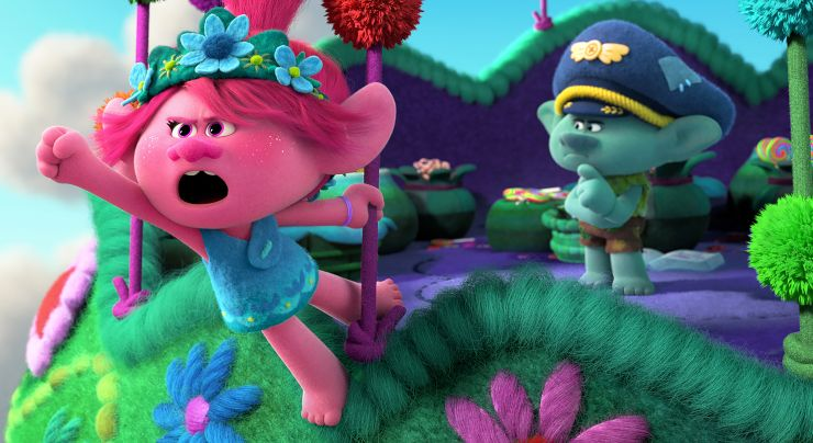 Rock Out In The Trolls: World Tour UK Trailer