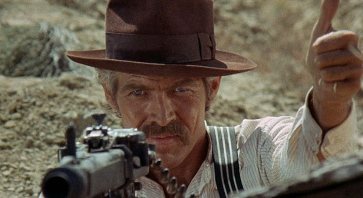 Win Masters Of Cinema A Fistful Of Dynamite On Blu-Ray