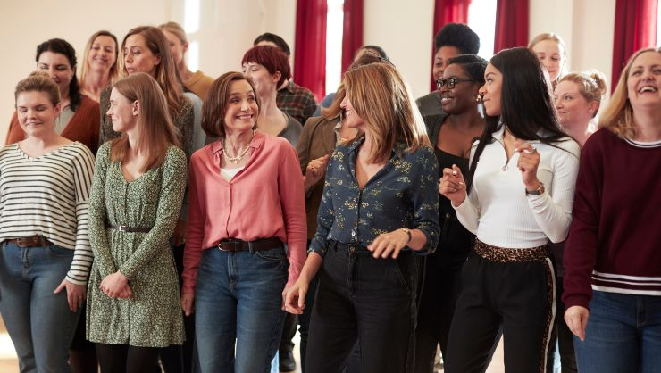 Military Wives UK Trailer Will Have You Singing And Crying!
