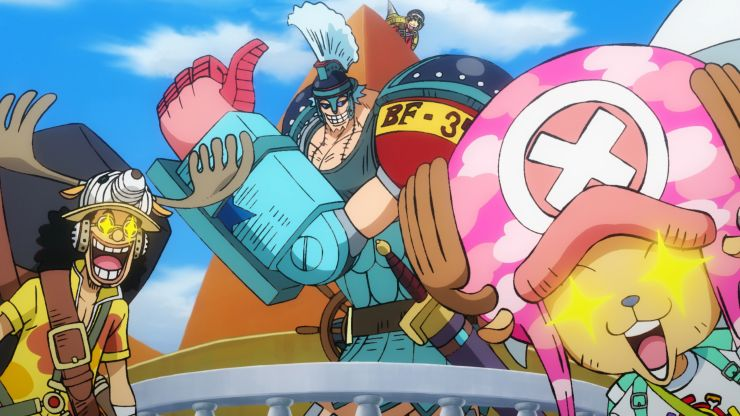 One Piece Stampede Getting UK Cinema Release, Watch Trailer