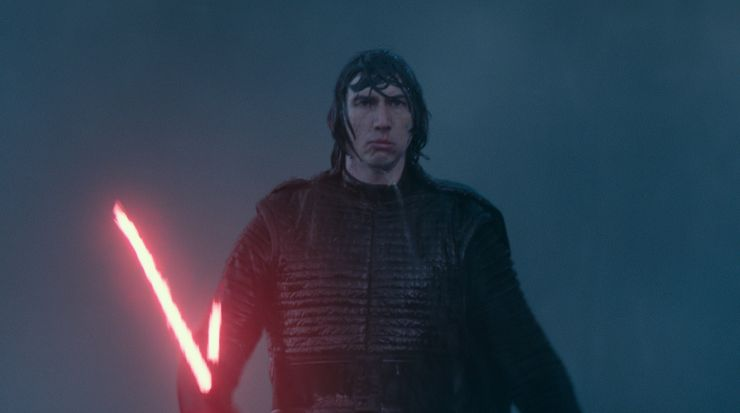 Adam Driver Onboard '65' New Film From A Quiet Place Writers And Sam Raimi?
