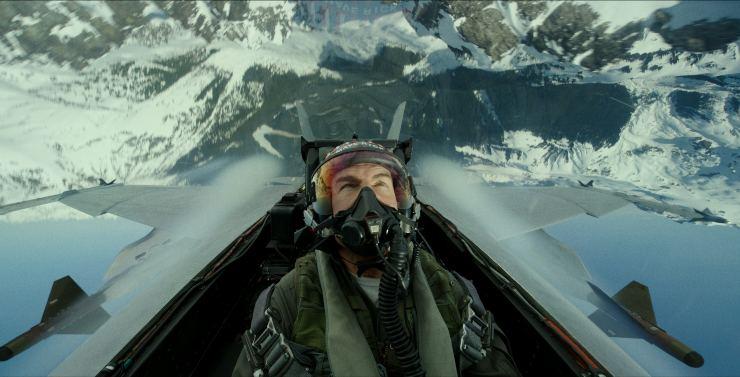 Top Gun: Maverick Featurette Pushes Things  To Limit