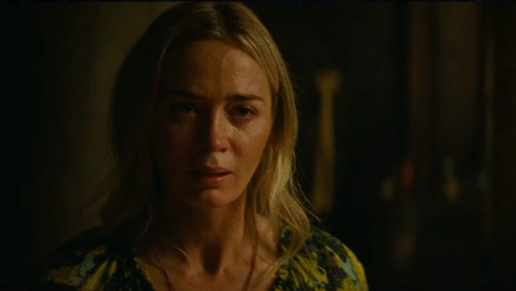 A Quiet Place Part II Super Bowl TV Spot Confirms John Krasinski Is In The Film!