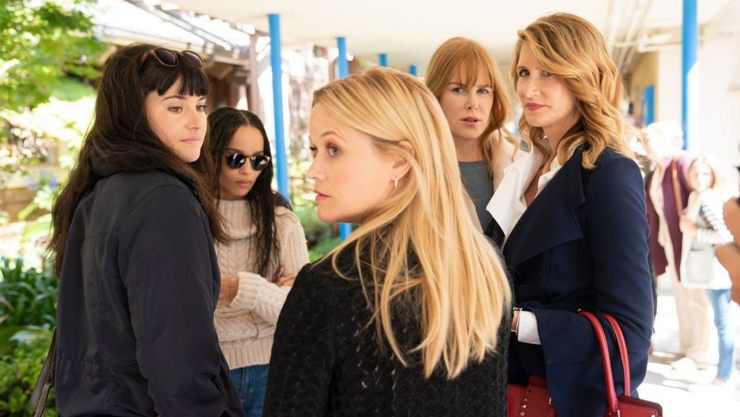 Win Big Little Lies: The Complete Second Season on DVD
