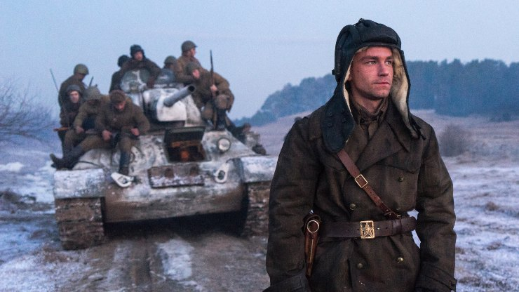 Win Russian Box Office Hit Iron Fury On DVD