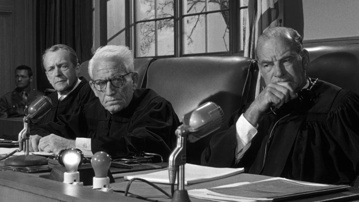 BFI Releasing Stanley Kramer's Judgement At Nuremberg On Blu-Ray