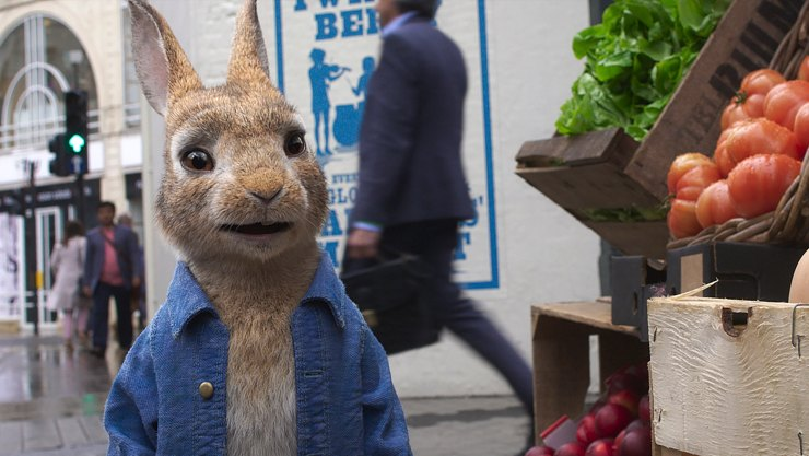 In Peter Rabbit Second Trailer Adventure Runs In The Family