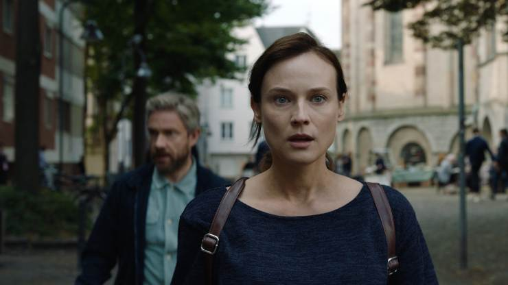 Win The Operative On DVD Starring Diane Kruger And Martin Freeman