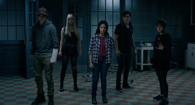 The New Mutants Finally Get Second UK Trailer! Honest!