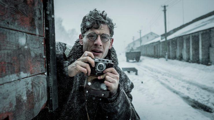 Win  Agnieszka Holland's Mr Jones On Blu-Ray