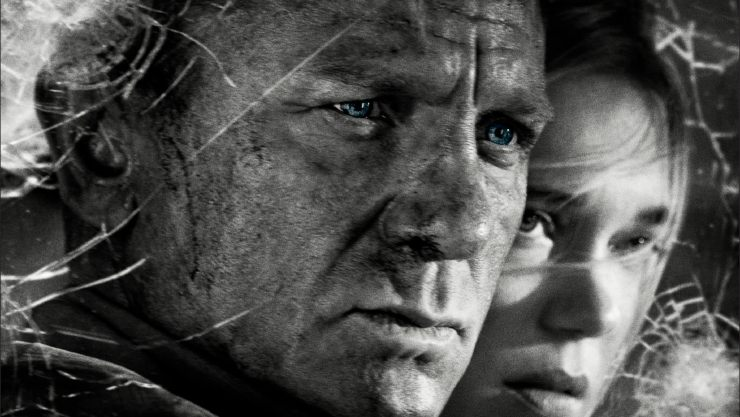 Daniel Craig and Léa Seydoux Take Centre Stage In No Time To Die Poster