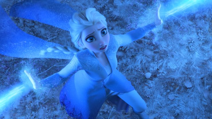 They Won't 'Let It Go' As Frozen 2 Seals Official Film Chart Number 1