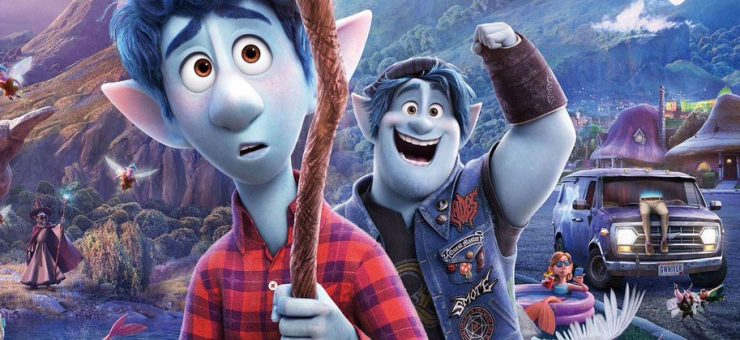 Disney Pixar's Onward Gets A UK Home Release Date