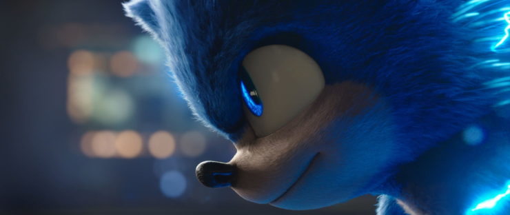 Digital Review – Sonic The Hedgehog