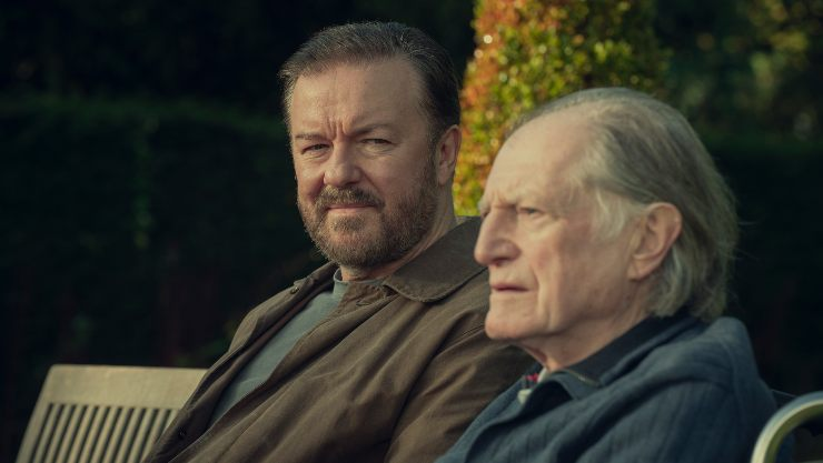 Ricky Gervais' Netflix Series After Life Gets A Season 2  Trailer!