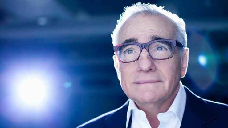 Martin Scorsese To Make Films And TV For Apple TV +