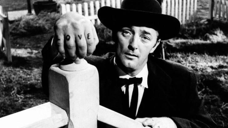 Robert Mitchum Masterwork Headlines Criterion Collection UK June Slate