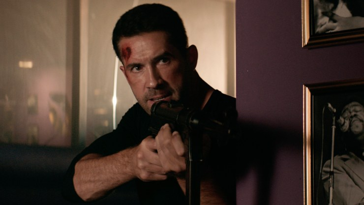 Watch UK Trailer For Payback starring Scott Adkins