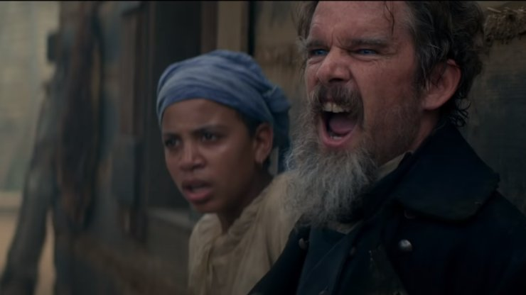 Ethan Hawke Is A Gun Loving Abolitionist In The Good Lord Bird Trailer