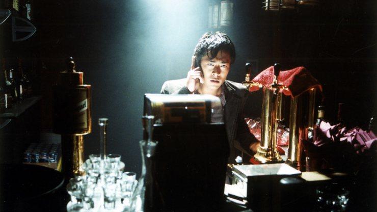 Win Johnnie To's Throw Down Masters Of Cinema Blu-Ray